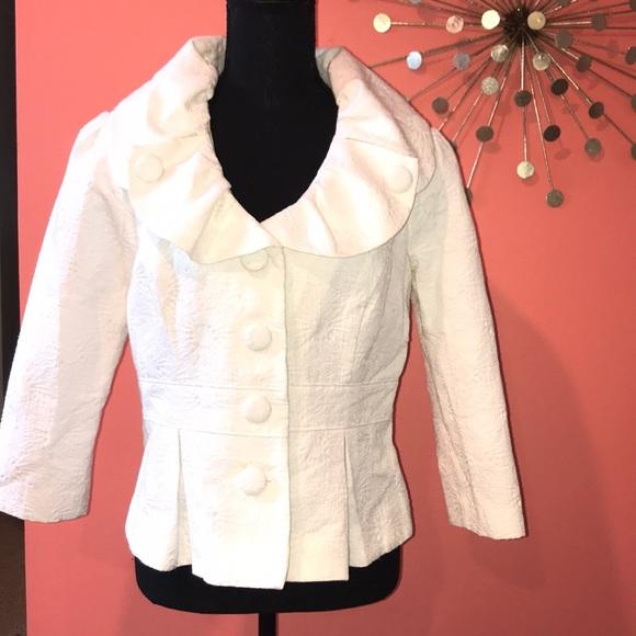zinc Jackets & Blazers - ZINC, Peplum blazer